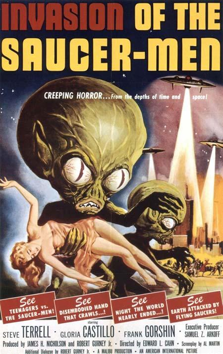 Posters de terror, peliculas viejas (2 parte)