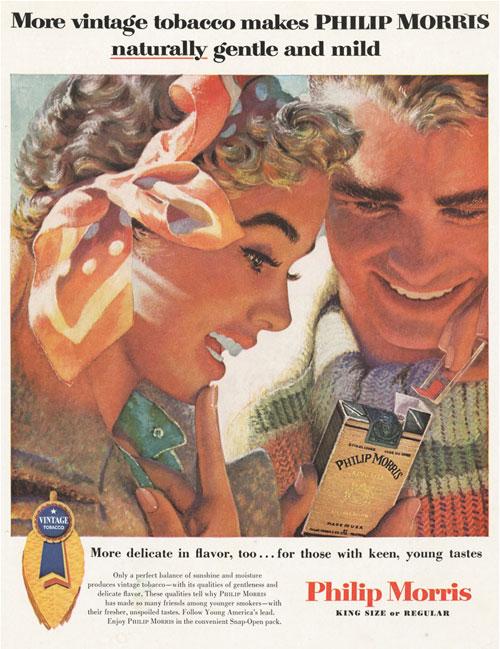 30 35 παλιές ξένες διαφημίσεις τσιγάρων
