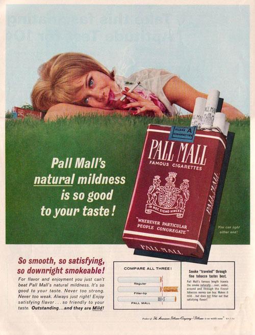32 35 παλιές ξένες διαφημίσεις τσιγάρων